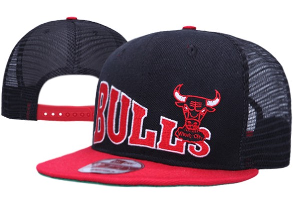 Chicago Bulls NBA Snapback Hat XDF041